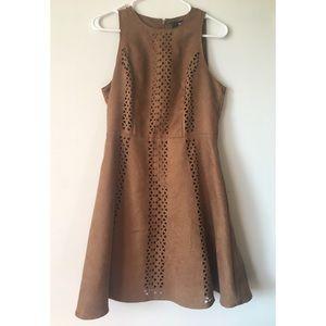 Mossimo Suede Dress